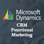 CRM- Functional- Marketing